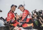 Al Attiyah crowned Dakar champion for the third time