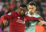 Liverpool and Bayern play out 0-0 draw