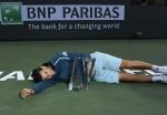 Thiem revels in Indian Wells win
