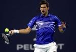 Miami Open: Djokovic overcomes Delbonis
