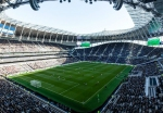 Tottenham's new stadium hosts first game