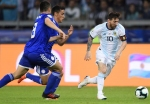 Copa America: Paraguay frustrate Messi's Argentina