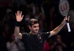 Federer bounces back in ATP Finals