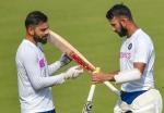 Kohli & Co take pink ball throwdowns
