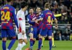 Solidarity gestures of La Liga clubs