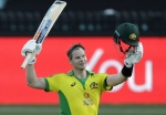 Smith scores third fastest 100 for Aus