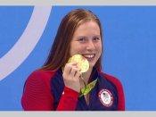 America's Lilly King breaks women's 50m breaststroke world record