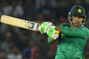 Sharjeel Khan's inclusion in Pakistan's playing XI will depend on his fitness