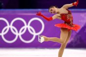 Winter Olympics 2018: Russian teenager Zagitova wins gold in Pyeongchang