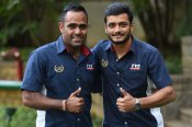 Aravind raring to get back from injury as TVS duo gear up for PanAfrica Rally