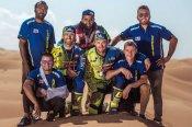 Sherco TVS Factory Rally Team's Michael Metge wins PanAfrica Rally