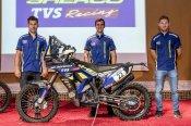 Sherco TVS Rally Factory Team announces 4-rider squad for Dakar 2019