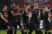 Bayer Leverkusen 3 Bayern Munich 1: Bailey, Volland and Alario down champions
