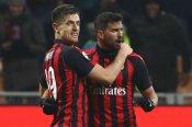 AC Milan 3 Cagliari 0: Paqueta and Piatek boost Rossoneri's top-four hopes