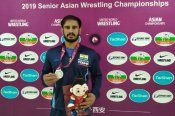 Asian Wrestling Championships: Harpreet Singh wins silver, Gyanender clinches bronze in Greco-Roman