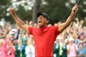 Wonderful Woods completes stunning comeback with fifth Masters title