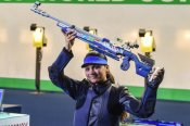 Apurvi Chandela is world number one in 10m air rifle, Anjum claims second position