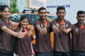 Sable, Pal lead Indian charge at 12th TCS World 10K run
