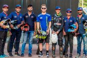 TVS Racing gears up for Desert Storm 2019 with 7-rider squad