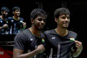 Chirag and Satwik hoping to get new foreign coach after Olympic postponement