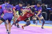 Pro Kabaddi League 2019, Semi-final 1: Dabang Delhi oust reigning champions Bengaluru Bulls