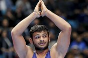 World Wrestling Championships: Deepak pulls out of final, settles for silver