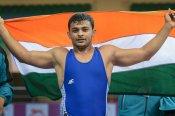 Lure of job brought Deepak Punia to wrestling but 'ketli pehalwan' makes it big