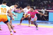 PKL 2019: Hosts Jaipur Pink Panthers keep playoff hopes alive with comfortable win over Puneri Paltan