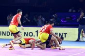 Pro Kabaddi League 2019: Gujarat Fortunegiants beat Telugu Titans to end the season on a high