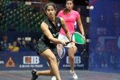 PSA Women's World Championship: Joshna Chinappa bows out in pre-quarterfinals