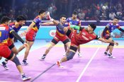 Pro Kabaddi League 2019, Eliminator 1: Pawan stars as Bengaluru Bulls beat UP Yoddha in extra-time
