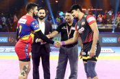 Pro Kabaddi League 2019, Eliminator 1 Preview: Defending champions Bengaluru Bulls face UP Yoddha