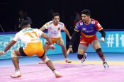 Pro Kabaddi League 2019: UP Yoddha secure back-to-back home wins with victory over Puneri Paltan