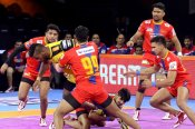 Pro Kabaddi League 2019: Preview: UP Yoddha look to maintain home run with win over Telugu Titans