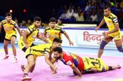 Pro Kabaddi League 2019: Telugu Titans end disappointing campaign with win over UP Yoddha