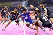 Pro Kabaddi League 2019: Vikash Kandola powers Haryana Steelers past Telugu Titans