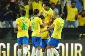 Brazil 3-0 South Korea: Comfortable win eases Tite pressure
