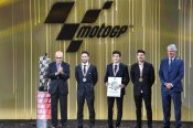 Marquez hogs the limelight in the FIM MotoGP awards ceremony