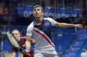 Squash World Championships: India's Saurav Ghosal through to third round