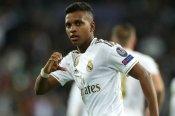 Real Madrid 6-0 Galatasaray: Rodrygo hat-trick put hosts on brink of last 16