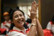 Sarita Devi elected unopposed to AIBA athletes commission