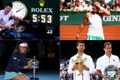'Big Three' produce classics – the best grand slam finals of the decade