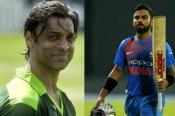 Shoaib Akhtar equates Virat Kohli's on field intensity with Imran Khan, urges Pakistan players to play like India