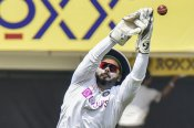 Rishabh Pant to undergo training under specialist wicketkeeping coach: MSK Prasad