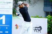 Bengaluru Open Golf Championship: Local lad Trishul and Sudhir rise to the top