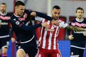 Olympiacos 1-0 Red Star Belgrade: El-Arabi's late penalty secures Europa League spot