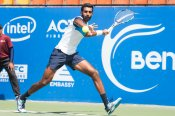 Bengaluru Open: Paes enthralls crowd, Prajnesh, Ramkumar advance