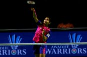 PBL Season 5: Rituparna Das stuns Beiwen Zhang to take Pune 7 Aces into semis