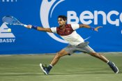 Bengaluru Open: Sidharth Rawat causes biggest flutter on opening day