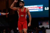 Bajrang Punia takes gold and number one rank in Rome, bronze for Vishal Kaliramana
